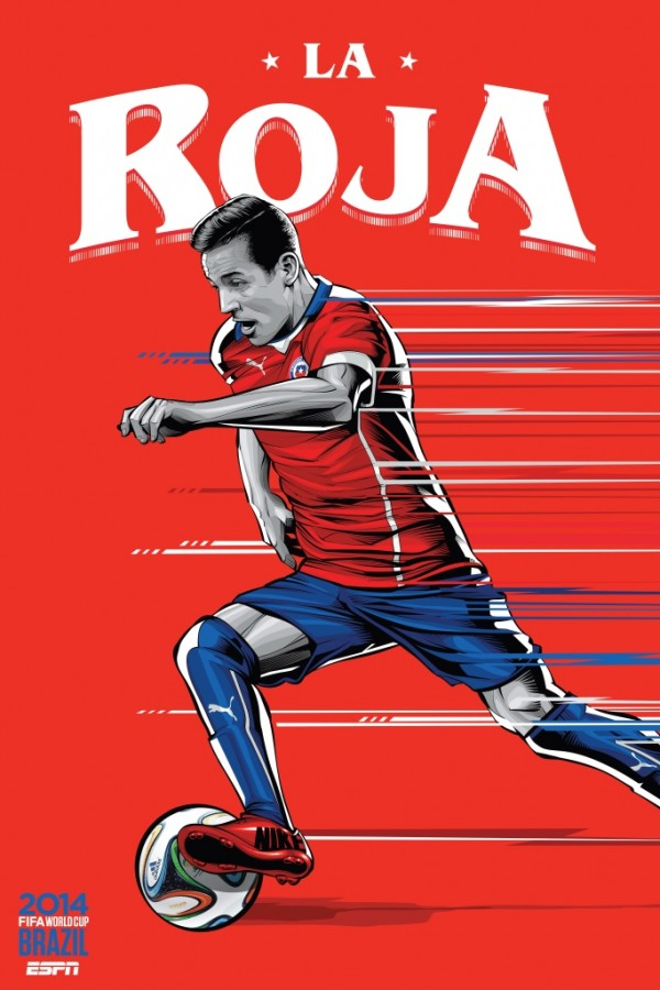 chile-national-team-posters-world-cup